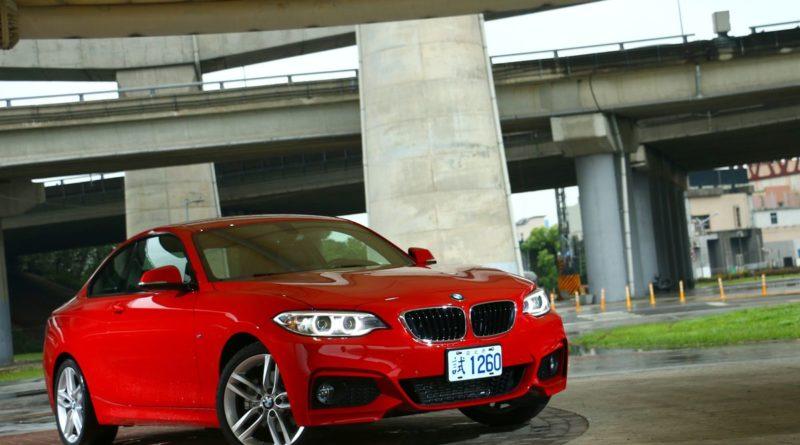BMW 220i M Sport試駕