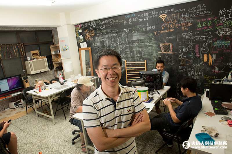 Fablab Taipei,創客,Maker