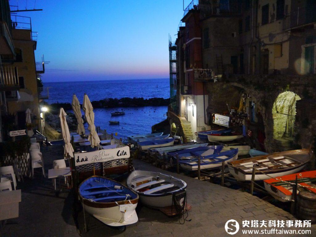 五漁村照片