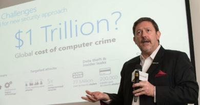 微軟亞洲首席安全顧問皮耶‧諾伊(Pierre Noel)