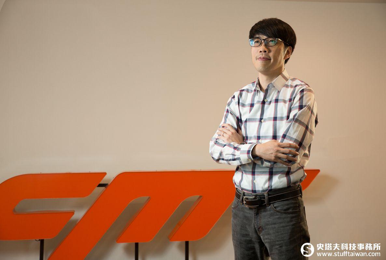 雪豹科技董事長吳德威