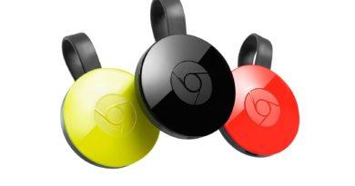 新一代Chromecast圖片