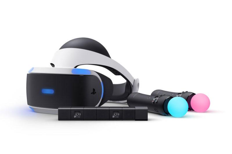 PS VR豪華全配包