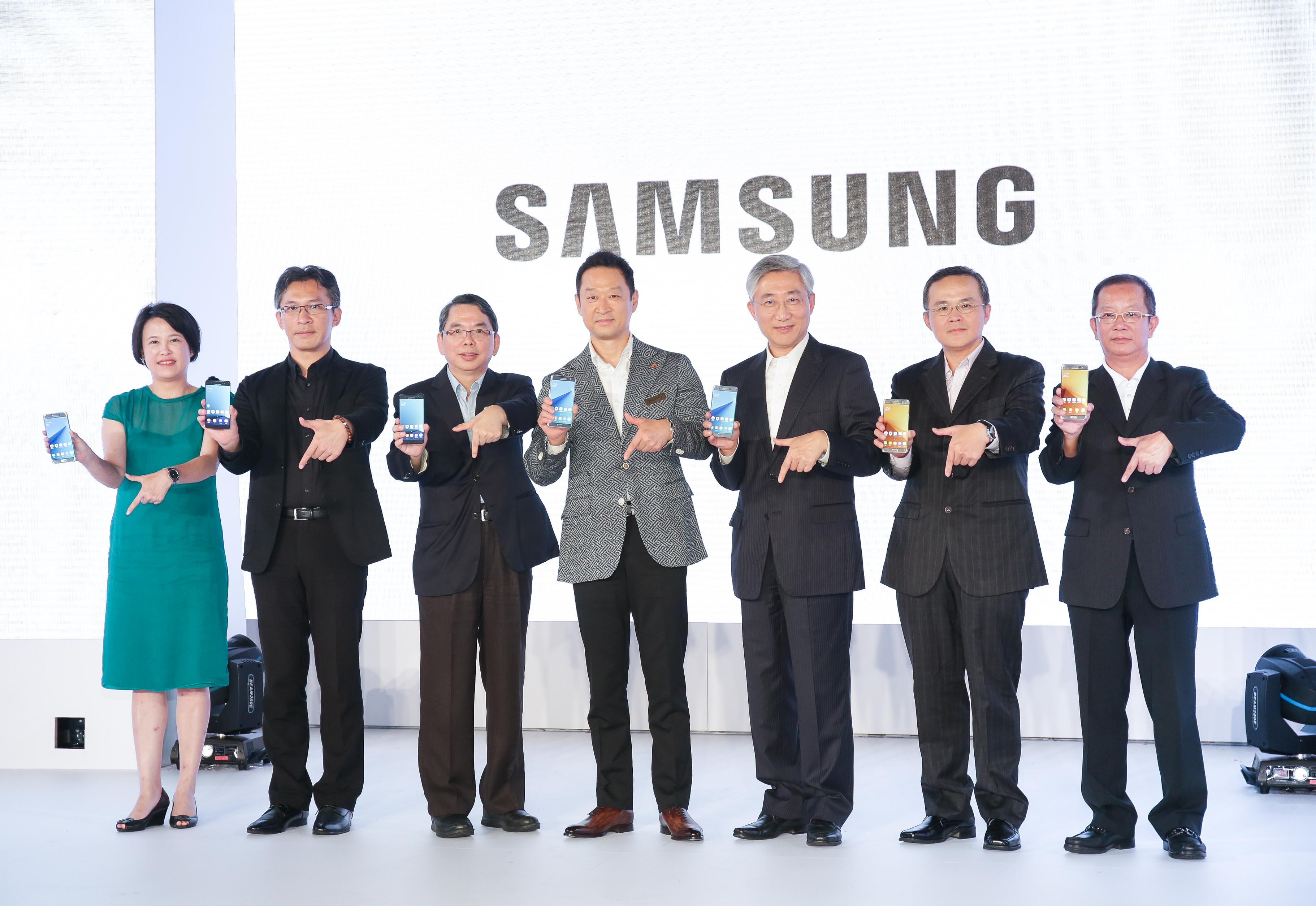 Samsung GALAXY Note7售價公布!珊瑚藍色首波缺席