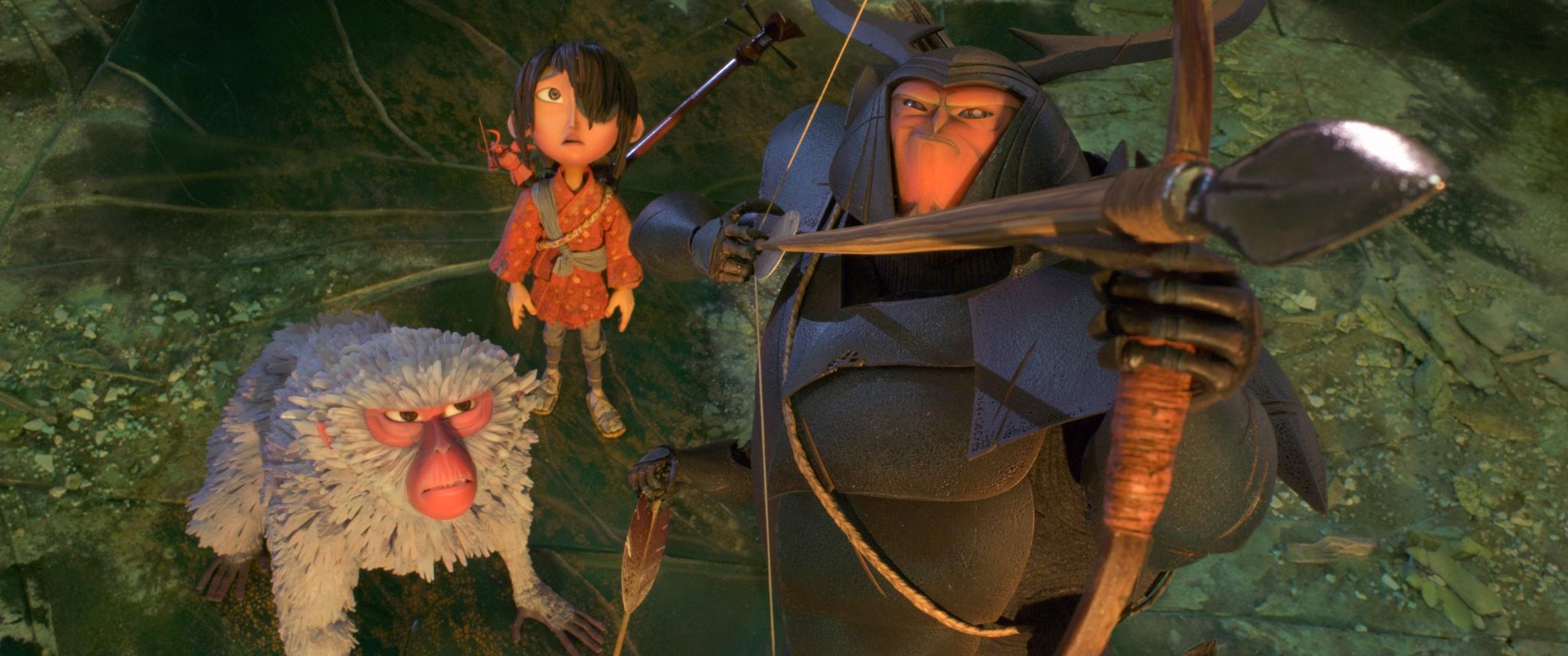 【酷寶:魔弦傳說】充滿東洋味的驚心動魄冒險旅程!