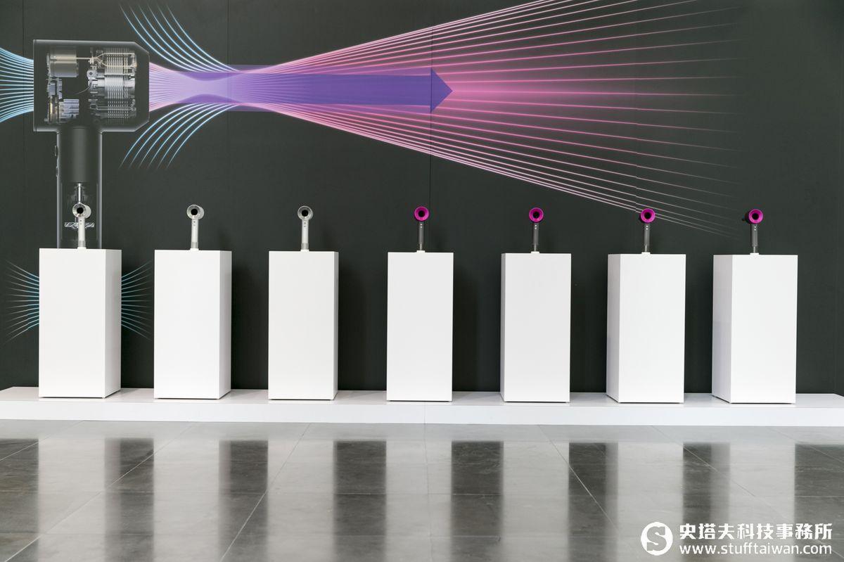 Dyson Supersonic吹風機就是高檔!特別精裝版NT$18,300元