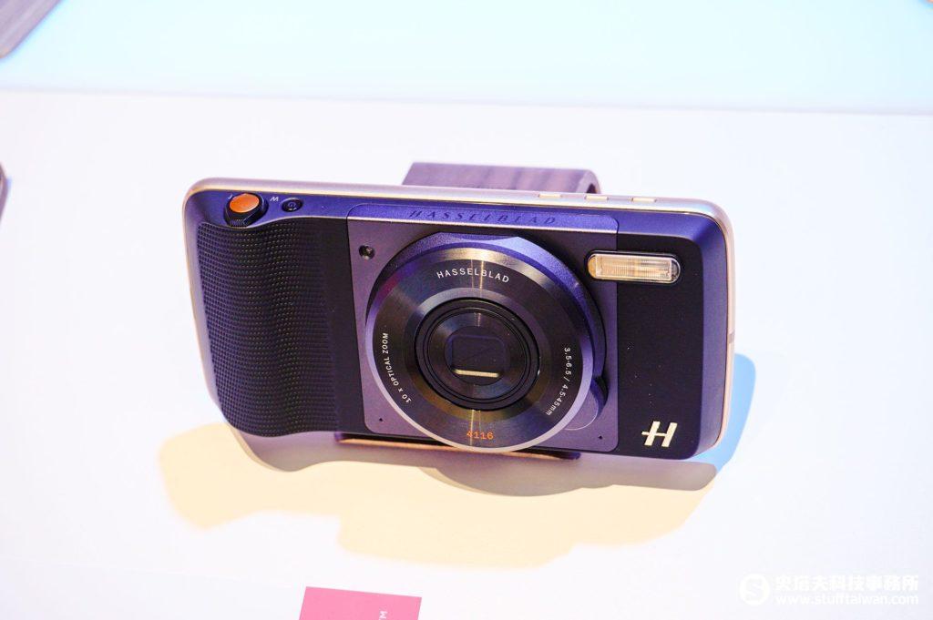 Hasselblad True Zoom和Moto Z手機結合