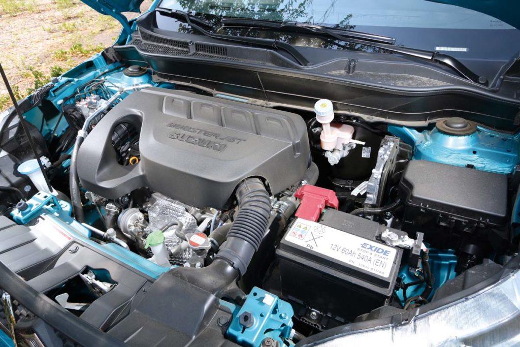1.4升Booster Jet渦輪引擎