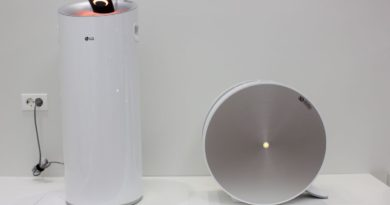 LG PURICARE空氣清淨機系列:小至PM1.0都能清除!