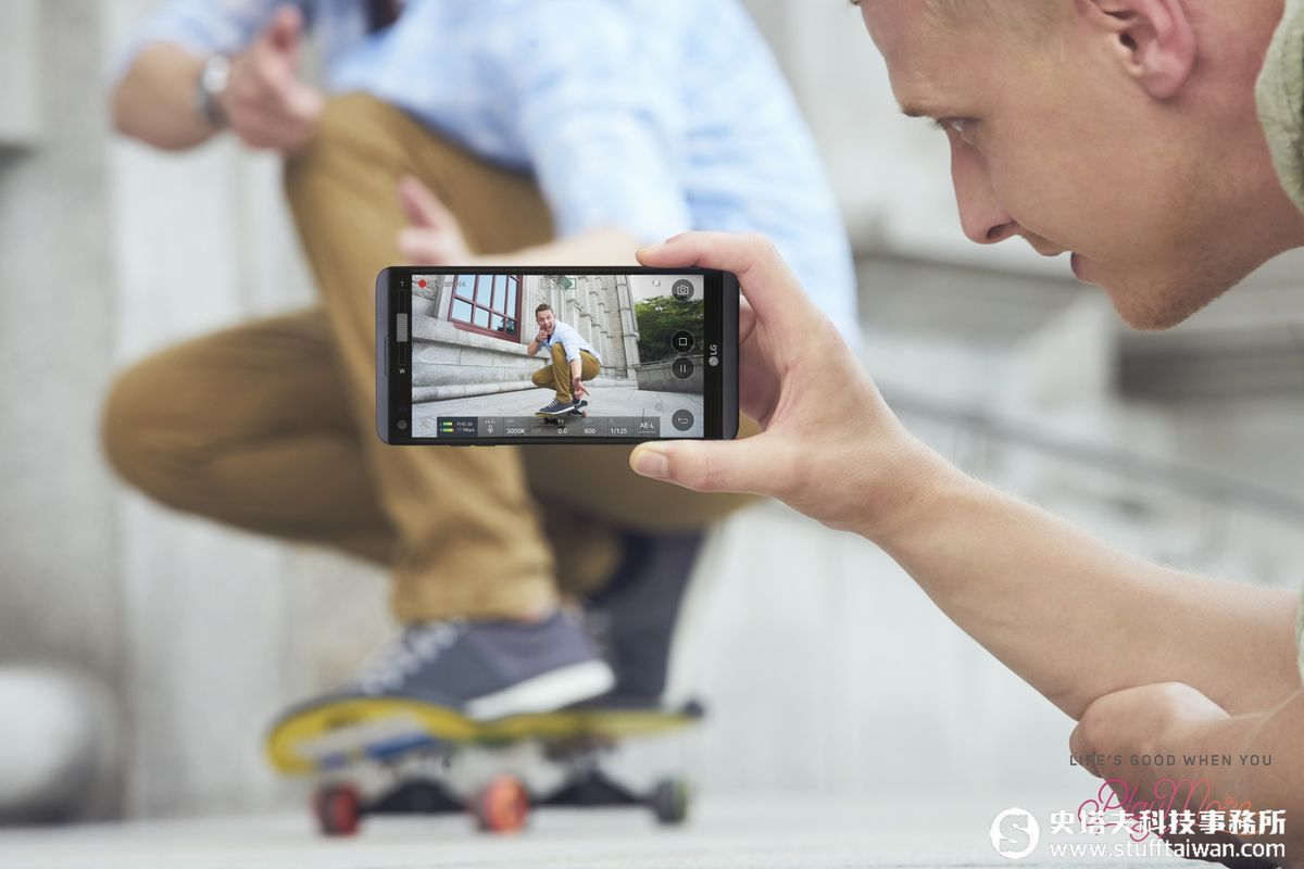 LG V20正式現身:不怕摔、影音功能更提升