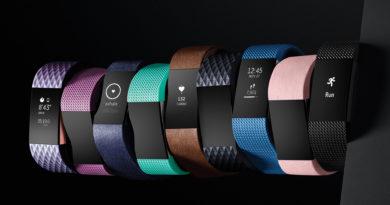 Fitbit Charge 2產品圖