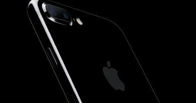 iPhone 7曜石黑