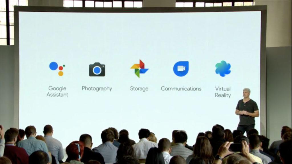 Google Pixel手機的五大重點