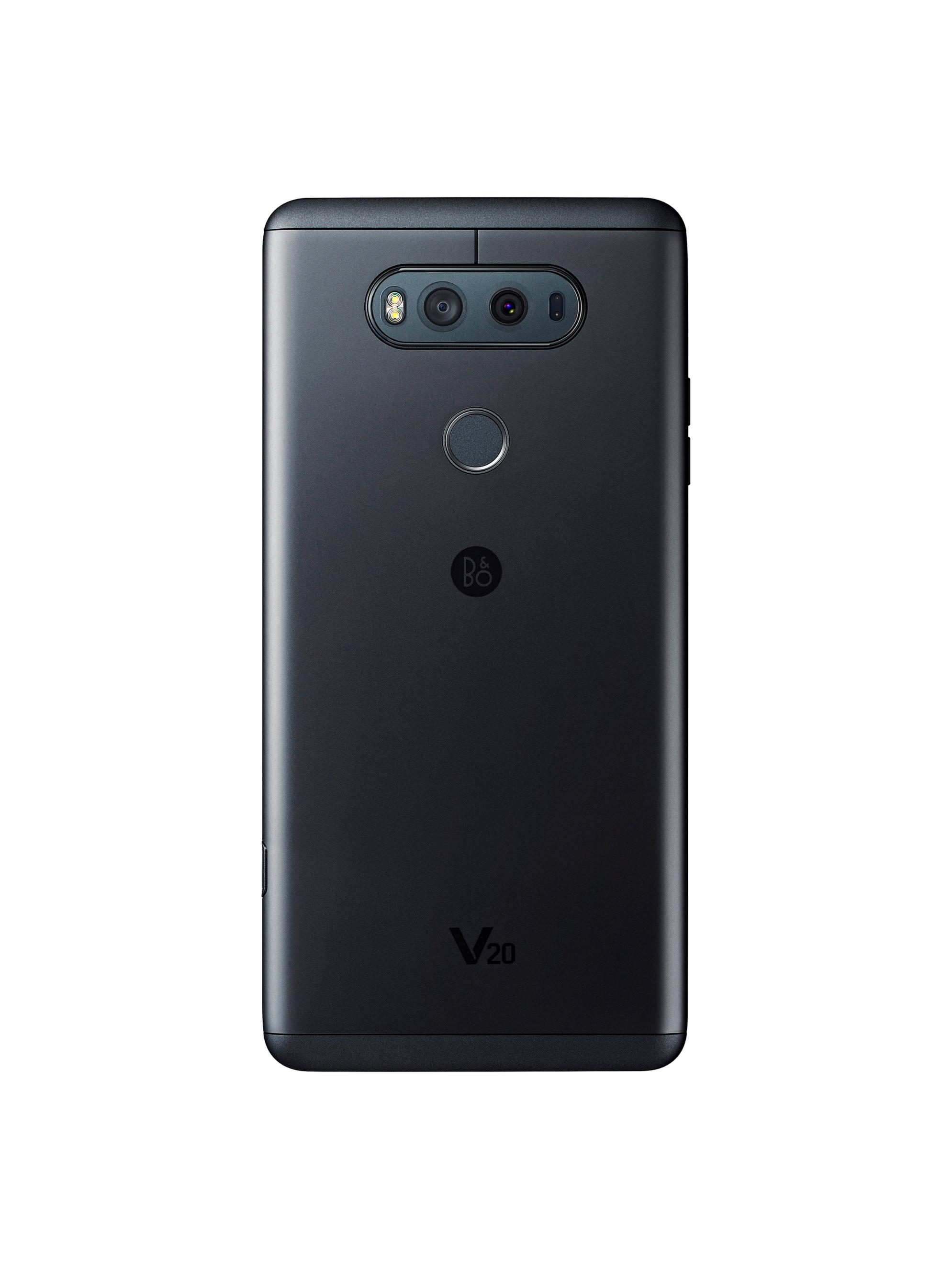 LG V20在台上市價NT$21,900元 11月1日四大電信正式開賣