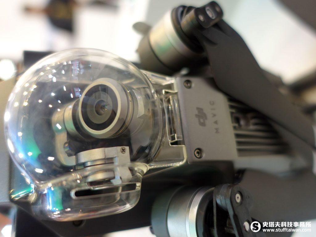 DJI Mavic Pro攝影鏡頭特寫