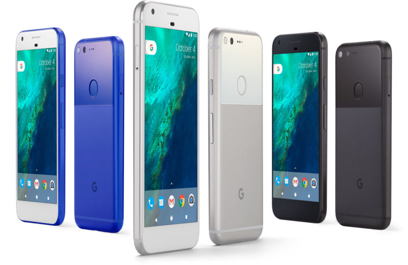 Google Pixel和Pixel XL照片