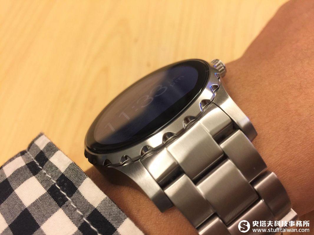 傳統錶廠的智慧新革命!FOSSIL Q系列時尚又科技