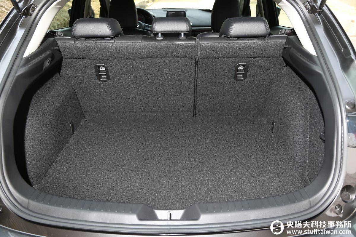 小改款Mazda3試駕:重心是重點