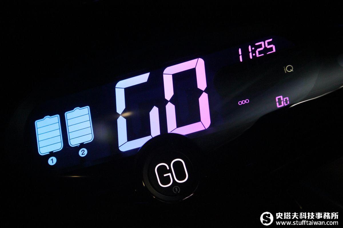 全新特造版Gogoro S直擊:性能更野、配備更升級