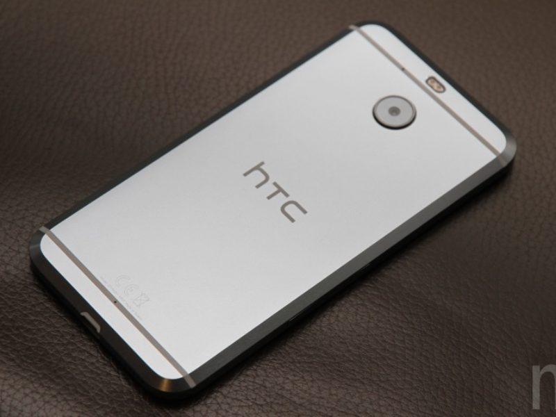 首款一體成形金屬設計的Android防水手機!HTC 10 evo動眼看