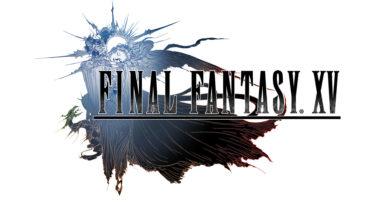 《Final Fantasy XV》遊戲logo
