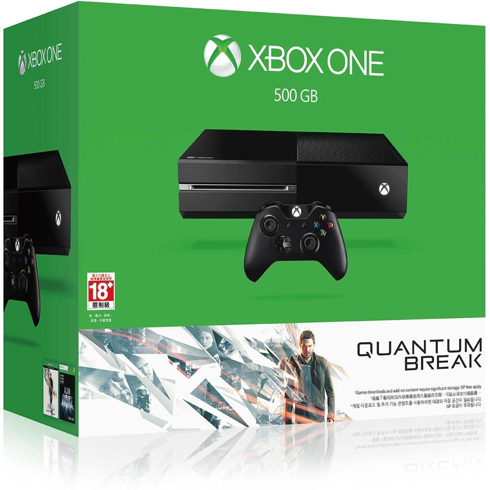 Xbox One量子裂痕同捆組