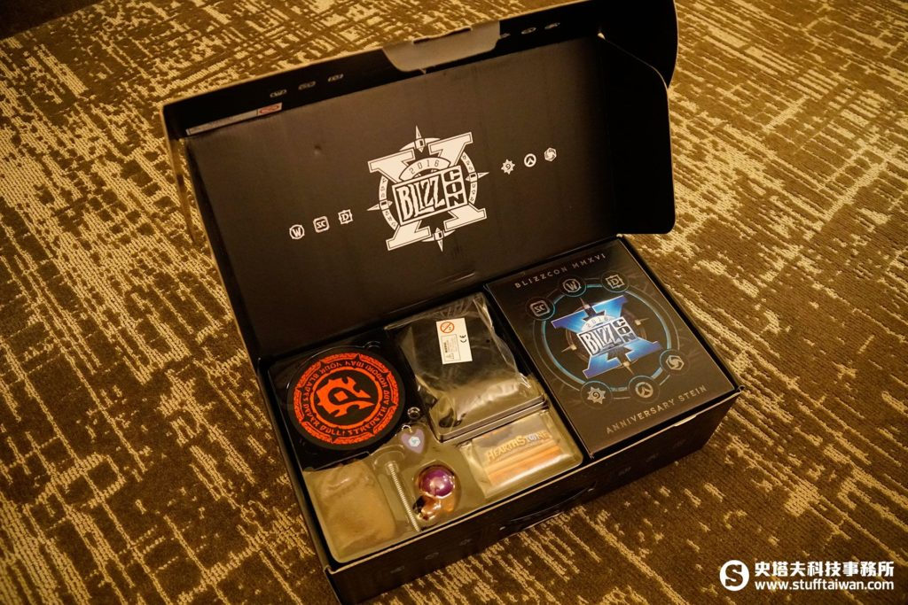 BlizzCon 2016福袋