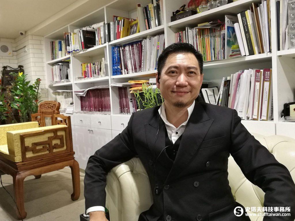 東極國際行銷傳播集團董事長張孫逸