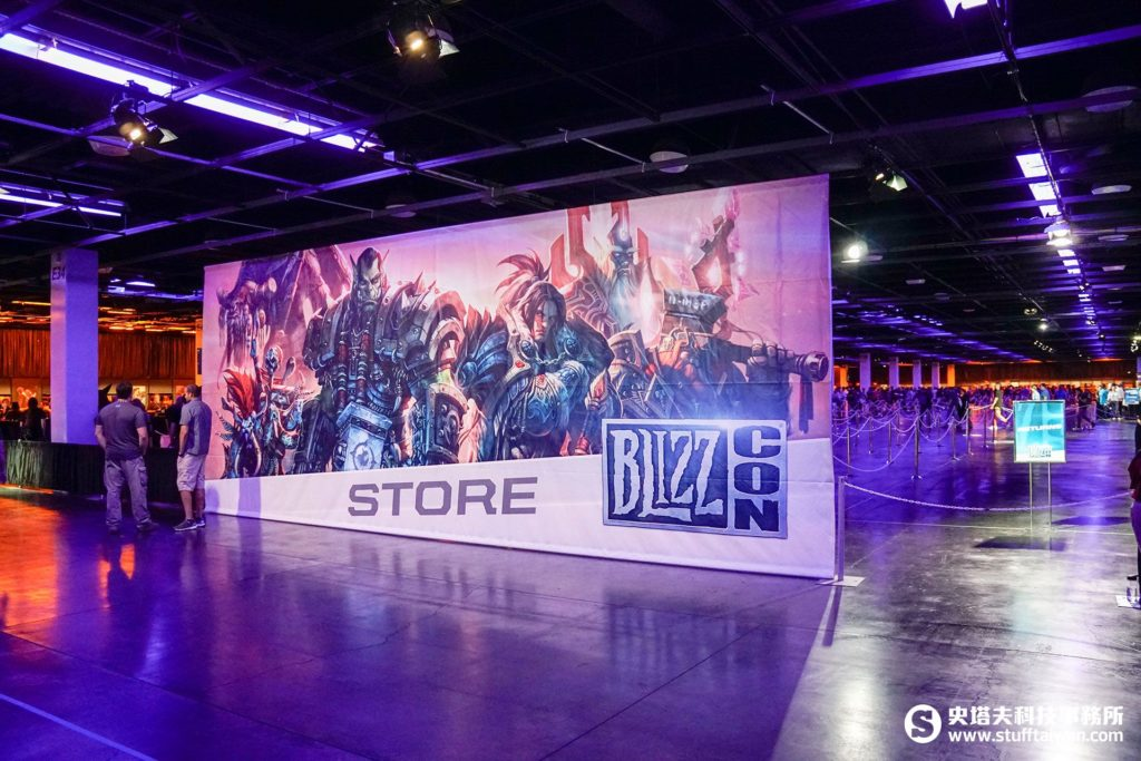 BlizzCon Store