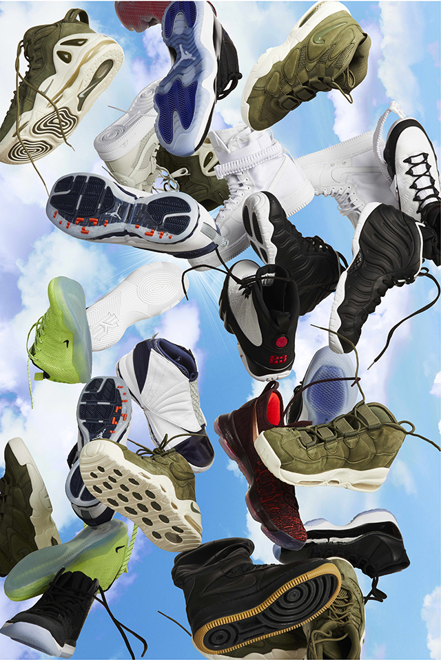 Nike 12 SOLES球鞋系列於12月3日起全台熱血發售!