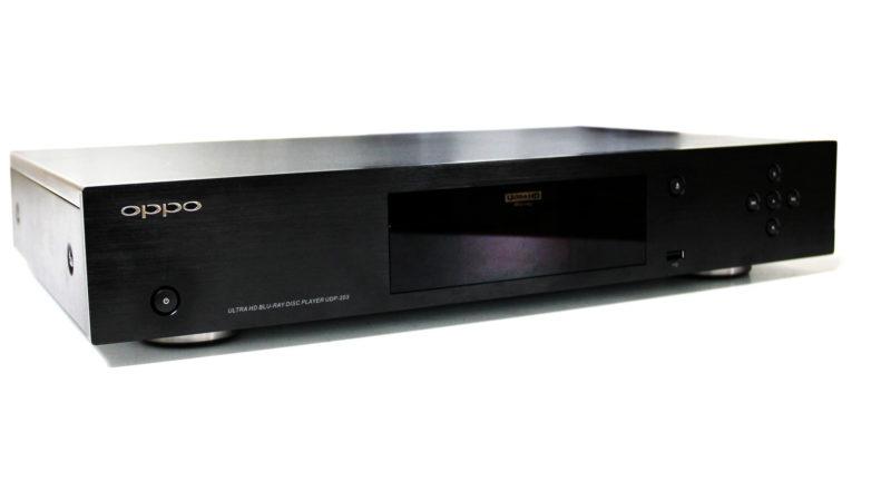 OPPO Digital UDP-203 4K UHD藍光播放機