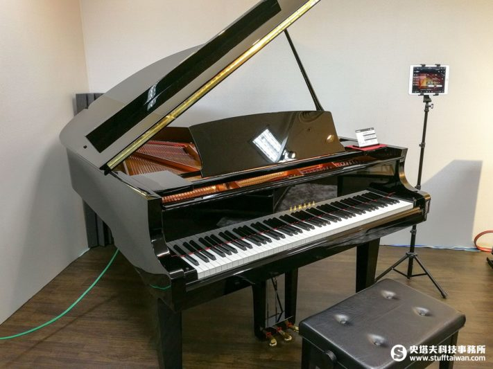 Yamaha Disklavier自動演奏鋼琴