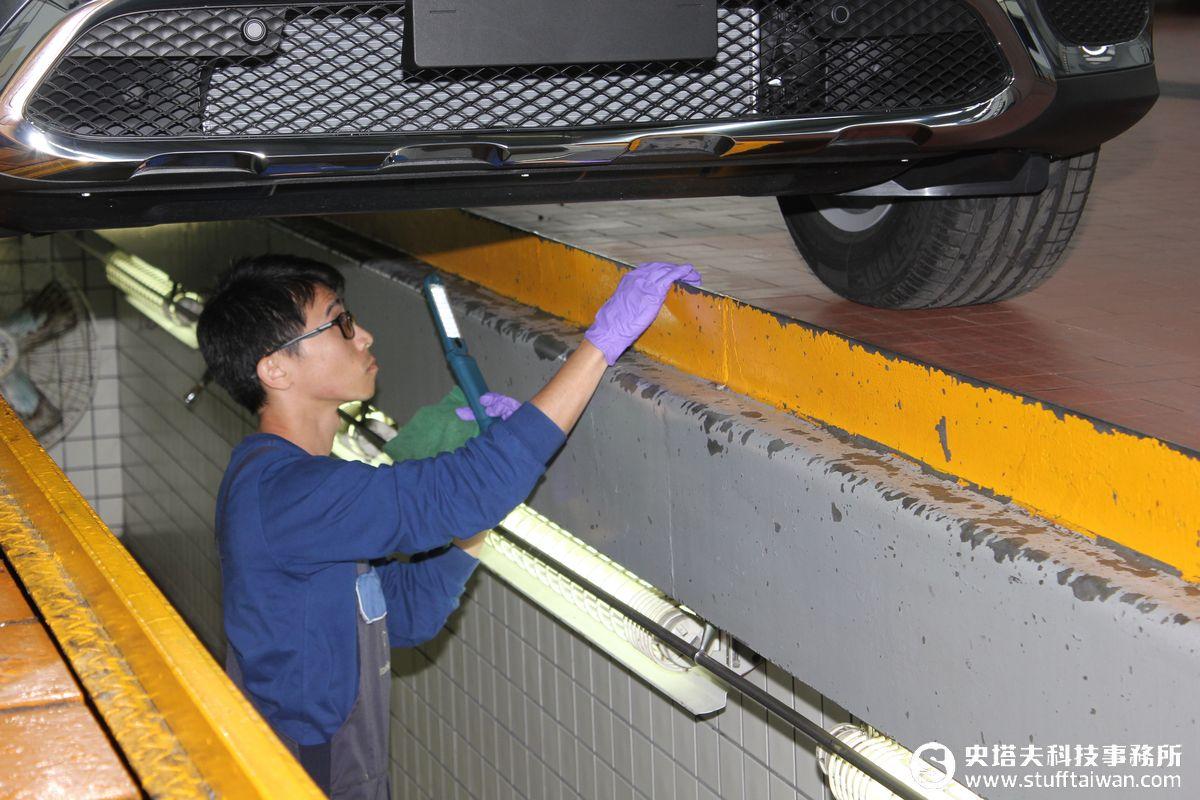 台灣賓士港區蓋自有保稅貨倉庫 新車免受風吹雨打