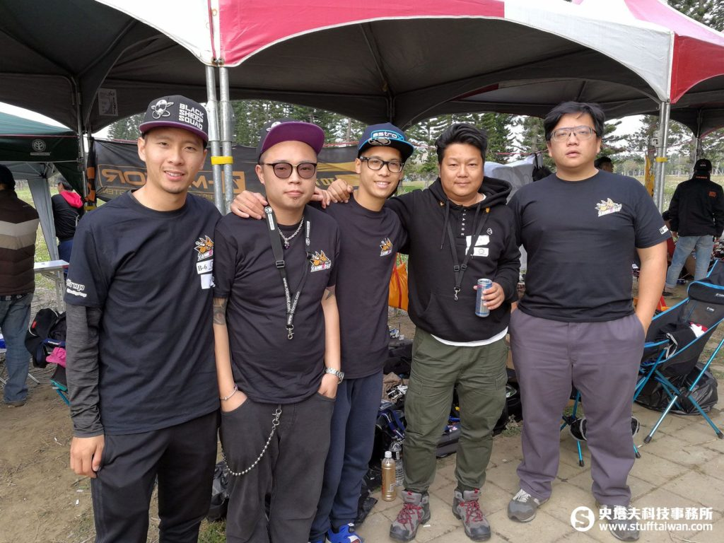 香港T9F FPV Team合照