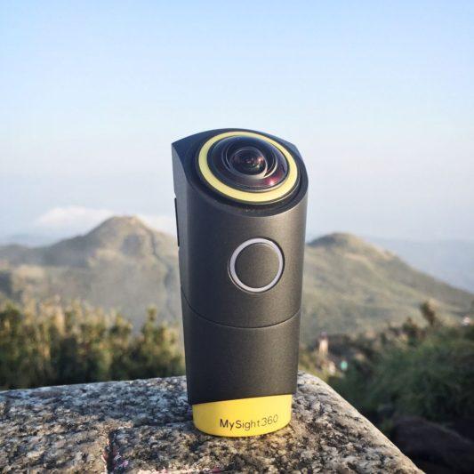 「MySight360」登山美景我不只要盡收眼底