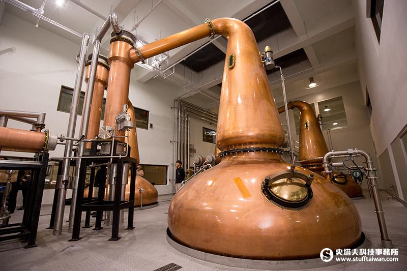 蘇格蘭原裝進口的蒸餾器
