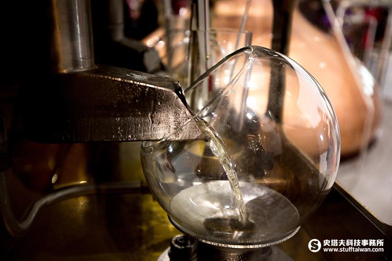 壺式蒸餾器