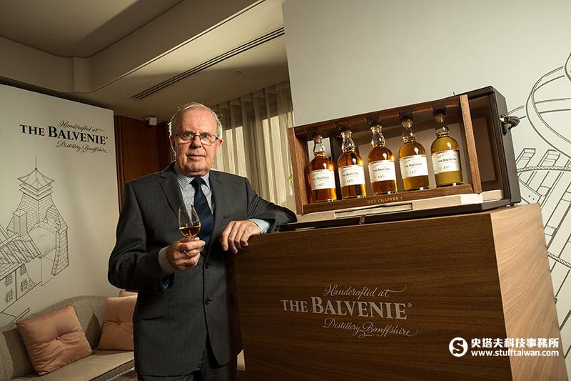 首席調酒師David Stewart與珍稀第一章