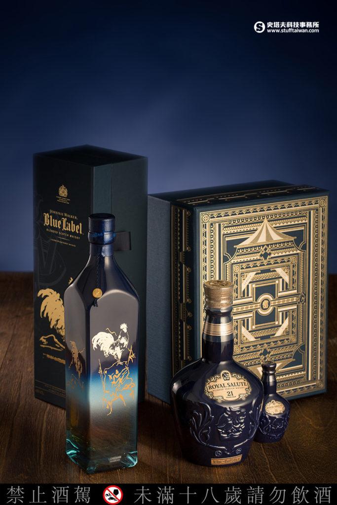 新年威士忌禮盒