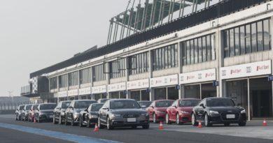 感受賽道的極速魅力!Audi driving experience 2016極限體驗營
