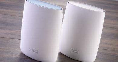 NETGEAR Orbi評測:大坪數專用的高顏值無線路由器