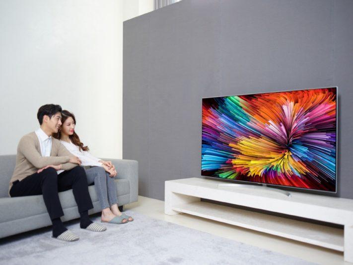 CES 2017:LG以全新Nano Cell技術讓電視顯示色彩更逼真