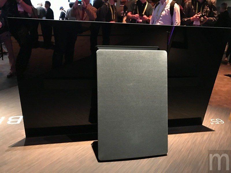 CES 2017:Sony終於推出OLED螢幕電視產品 輕薄美型更進化!
