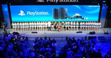 TGS 2017 PlayStation攤位舞台