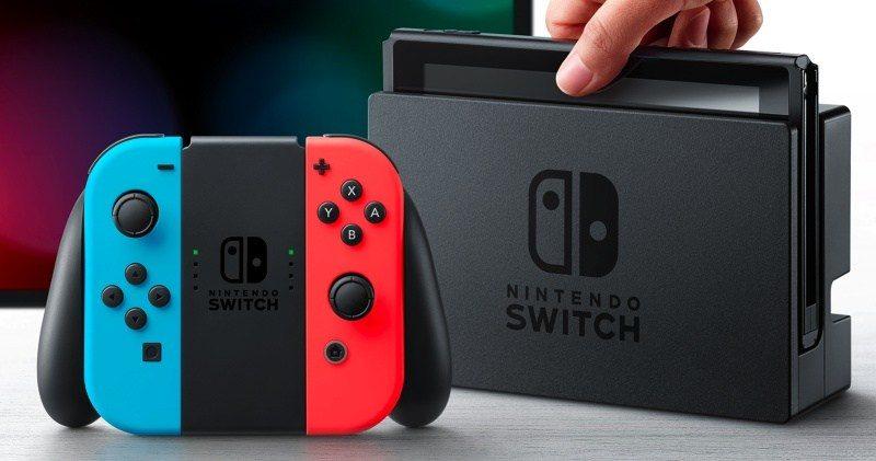 組合連結多種玩法!Nintendo Switch 3/3正式上市