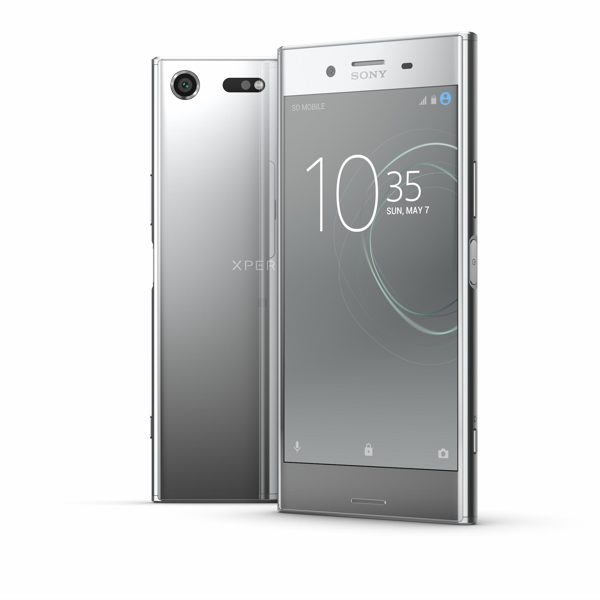 Sony Xperia XZ Premium、XZs升級亮相!導入4K HDR顯示、超慢動作攝影