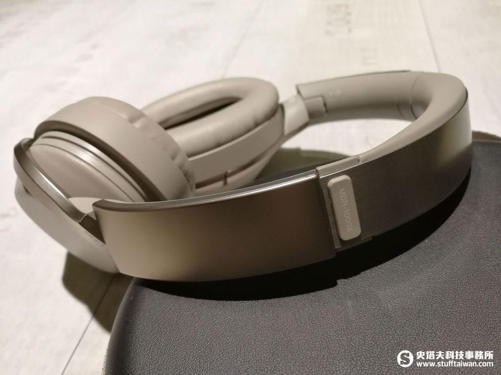 Sony MDR-1000X無線降噪耳機