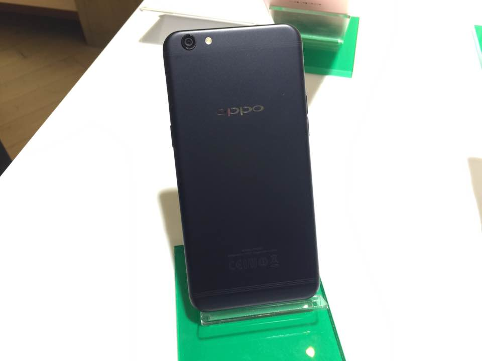 OPPO R9s Plus開放預購!同場加映R9s黑色酷炫登場