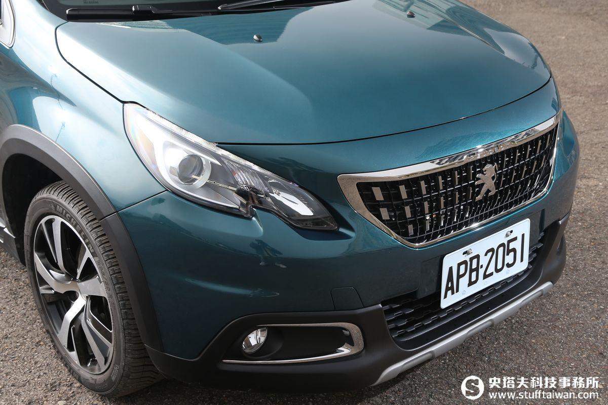 Peugeot 2008試駕:更多男人味