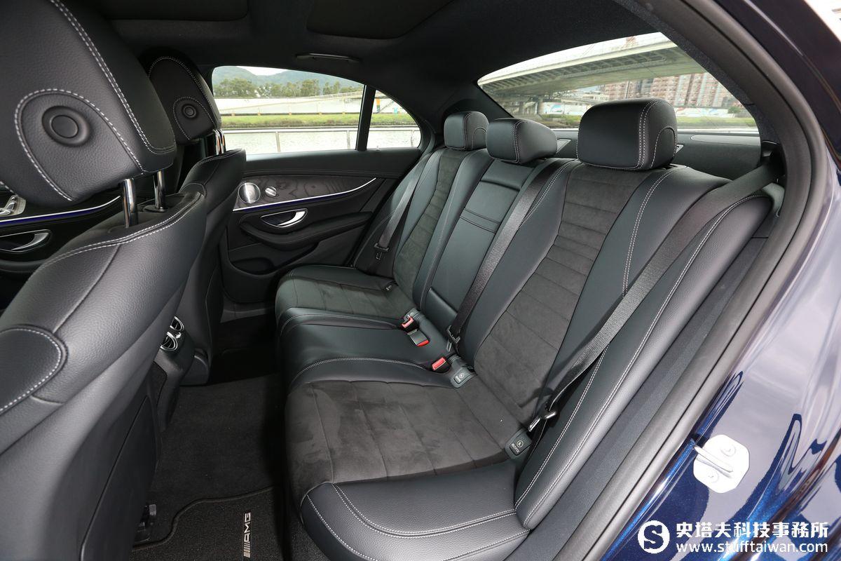 Mercedes-Benz E250試駕:再見全壘打